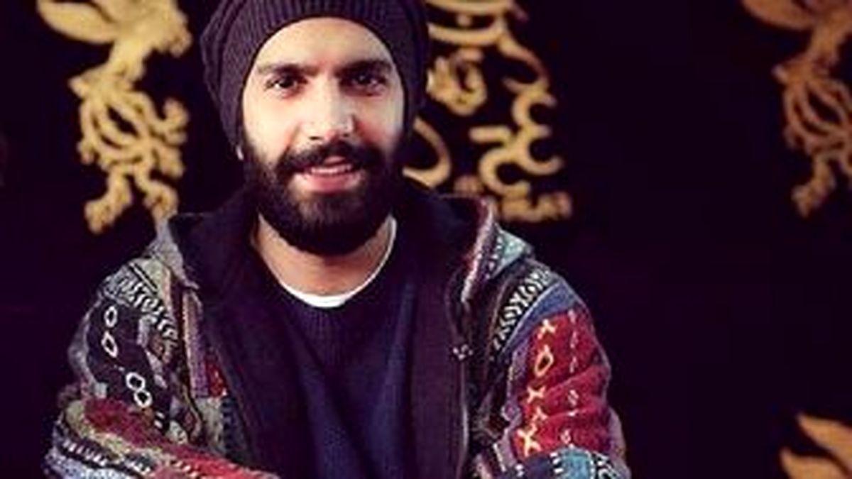 بازیگر ایرانی که شبیه حامد بهداد بازی می کند + عکس