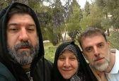 روایت علی کریمی از لحظه ای که خبر  فوت انصاریان را به مادرش داد +فیلم