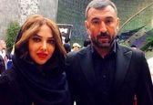 لیلا اوتادی و علی انصاریان! +عکس