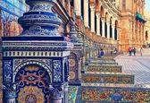 معماری زیبای ایرانی در دل اسپانیا+عکس