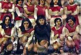 عکس جنجالی از تیم زنان پرسپولیس