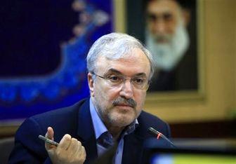 وزیر بهداشت: موج آنفولانزا تا ۱۰ روز دیگر فروکش خواهد کرد