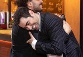 حرکت جنجالی شهاب حسینی و جواد عزتی در روزهای کرونایی+عکس