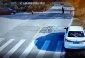 واکنش به موقع راننده از بروز تصادف جلوگیری کرد+ویدئو