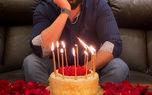 جشن تولد رمانتیک امیرحسین آرمان+عکس