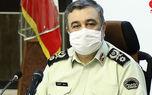 سردار اشتری رییس پلیس ایران کرونا گرفت + عکس
