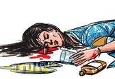 مرد خشمگین زنش را با شمشیر سامورایی کشت