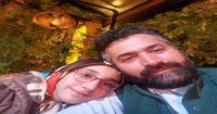 همسر و دختر خوانده بهاره رهنما در یک قاب +عکس