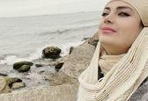 دابسمش جذاب صبا راد با آهنگ ترکی+فیلم