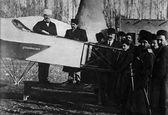 پرواز اولین هواپیما در ایران +عکس