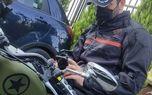 موتور لاکچری پژمان بازغی با تیپ خفن+عکس