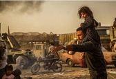 امیر جدیدی در میدان جنگ +عکس