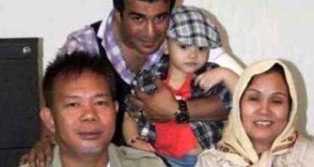 مادر زن و پدر زن تایلندی یوسف تیموری !؟ +عکس