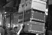 عکس جالب از بازار تهران در دههی سی!