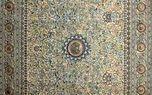 فرش گرانقیمت هندی برای آرامگاه حضرت محمد (ص) +عکس