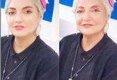 تغییر چهره جالب مهناز افشار در پیری+عکس