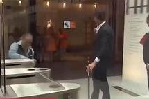 طی کشیدن نخست وزیر هلند سوژه شد+ فیلم