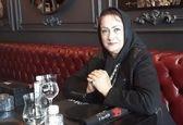 مریم امیرجلالی در رستوران لاکچری+ عکس